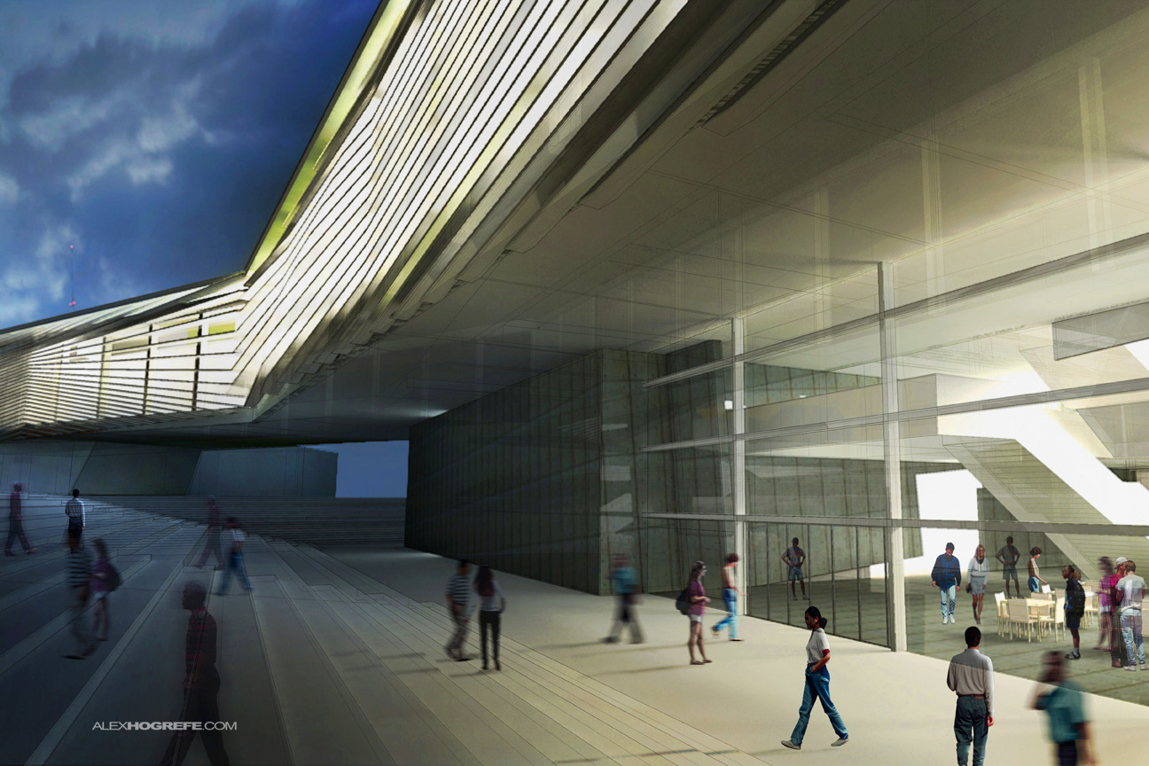 architecture_thesis_rendering_thesis_arena_photoshop7