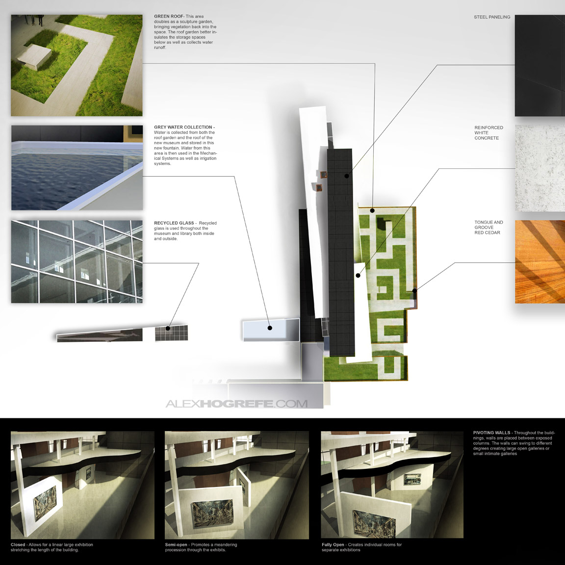 The gallery for simple architectural presentation boards for Architecture simple