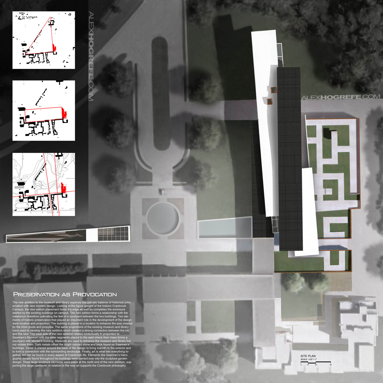 Sketchup Floor Plans Past Presentation Boards Part 2 Visualizing Architecture