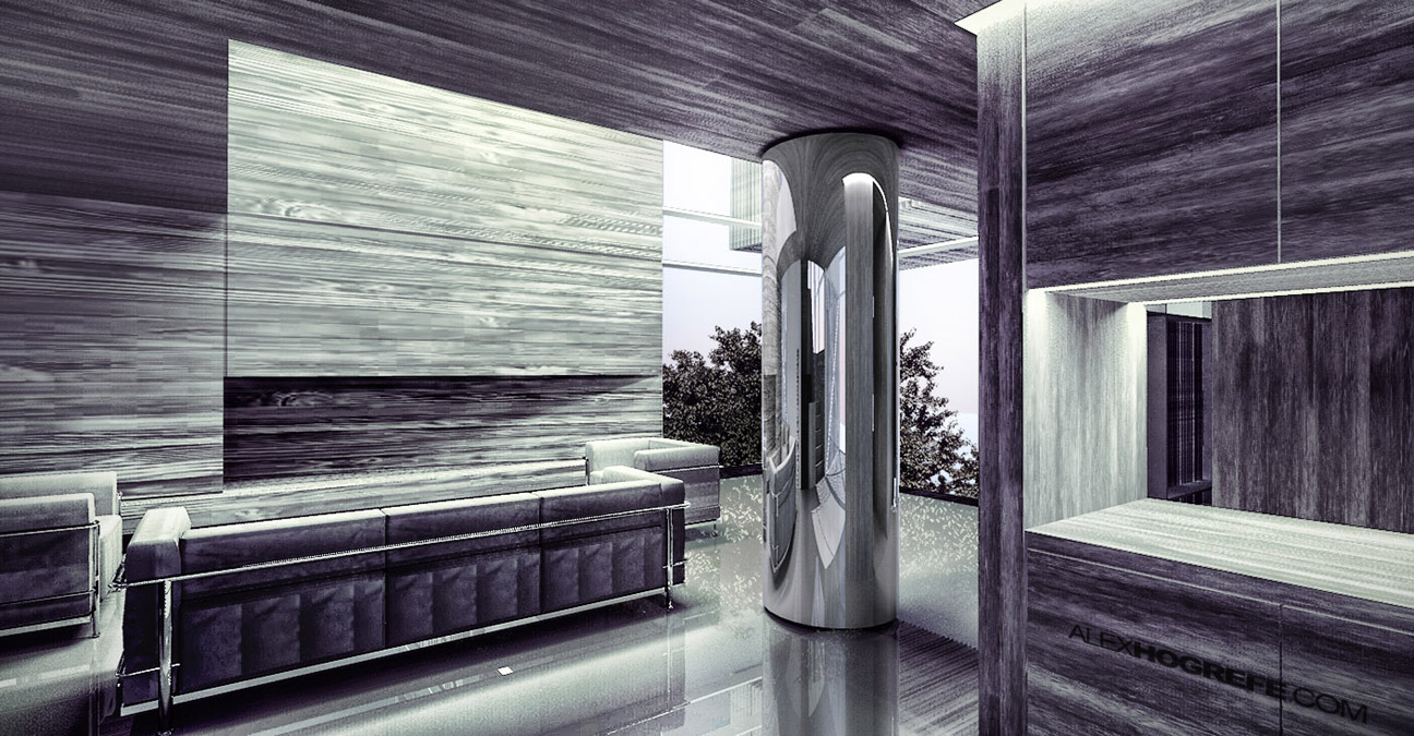 alex_hogrefe_interior_chrome_metal_architecture