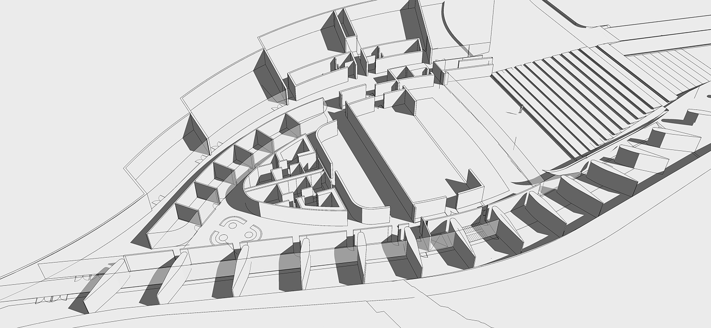 Theater_Sketchup_3dfloorplan