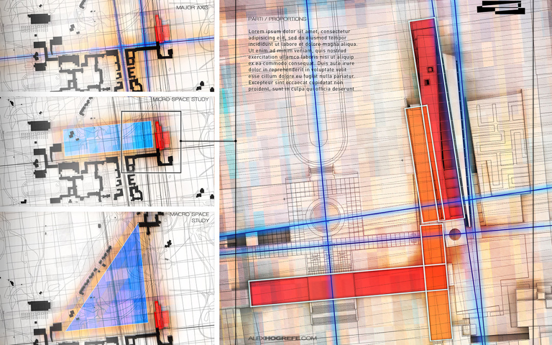 Cranbrook project site analysis diagrams visualizing for Spatial analysis architecture
