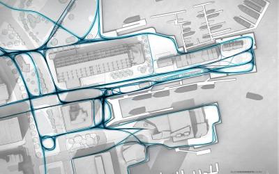 Diagrams: Pedestrian Paths