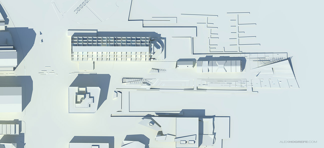 High Res Site Plan Visualizing Architecture
