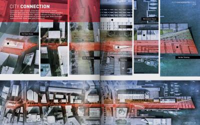 Wharf Design: Spreads