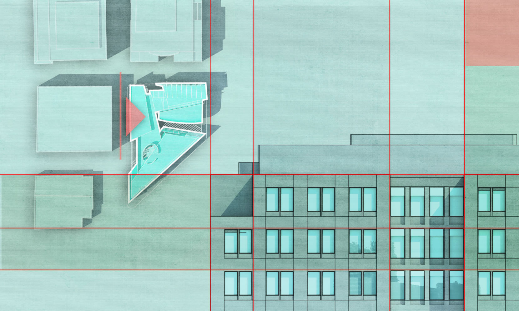 Boston Greenway Museum: Building Diagrams | Visualizing Architecture