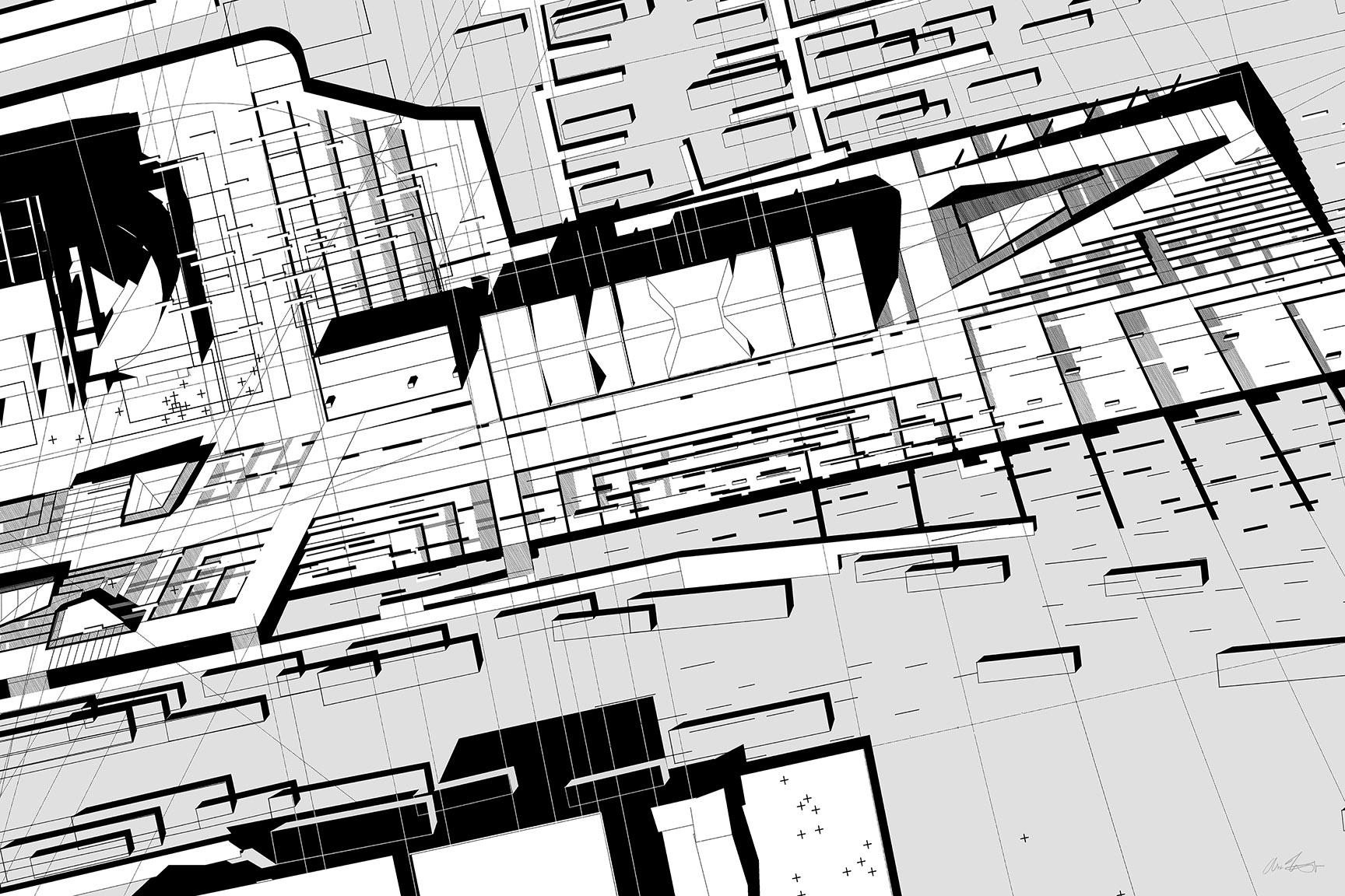 Wharf Black & White Site