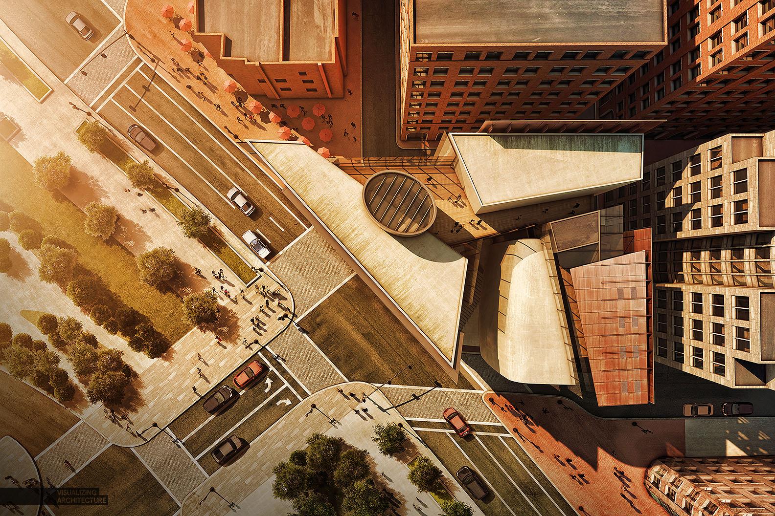 Boston Site Plan
