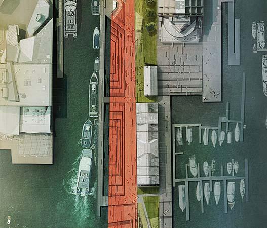 Wharf High Res Aerial