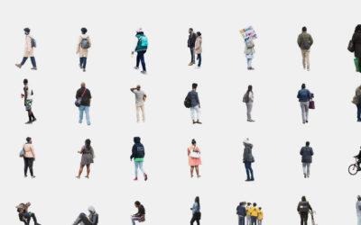 Cutout People 2017