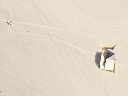 Desert Villa Site Plan