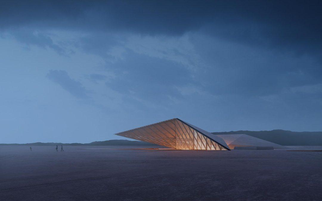 Desert House Vignettes