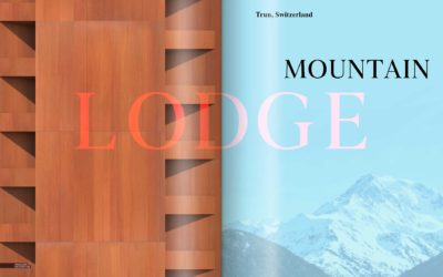 Mountain Lodge Spreads